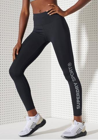 Superdry Sport Leggings »TRAINING ESSENTIAL LEGGINGS« kaufen