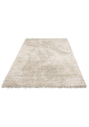 merinos Hochflor-Teppich »Nexus Shaggy«, rechteckig, 55 mm Höhe, Wohnzimmer kaufen