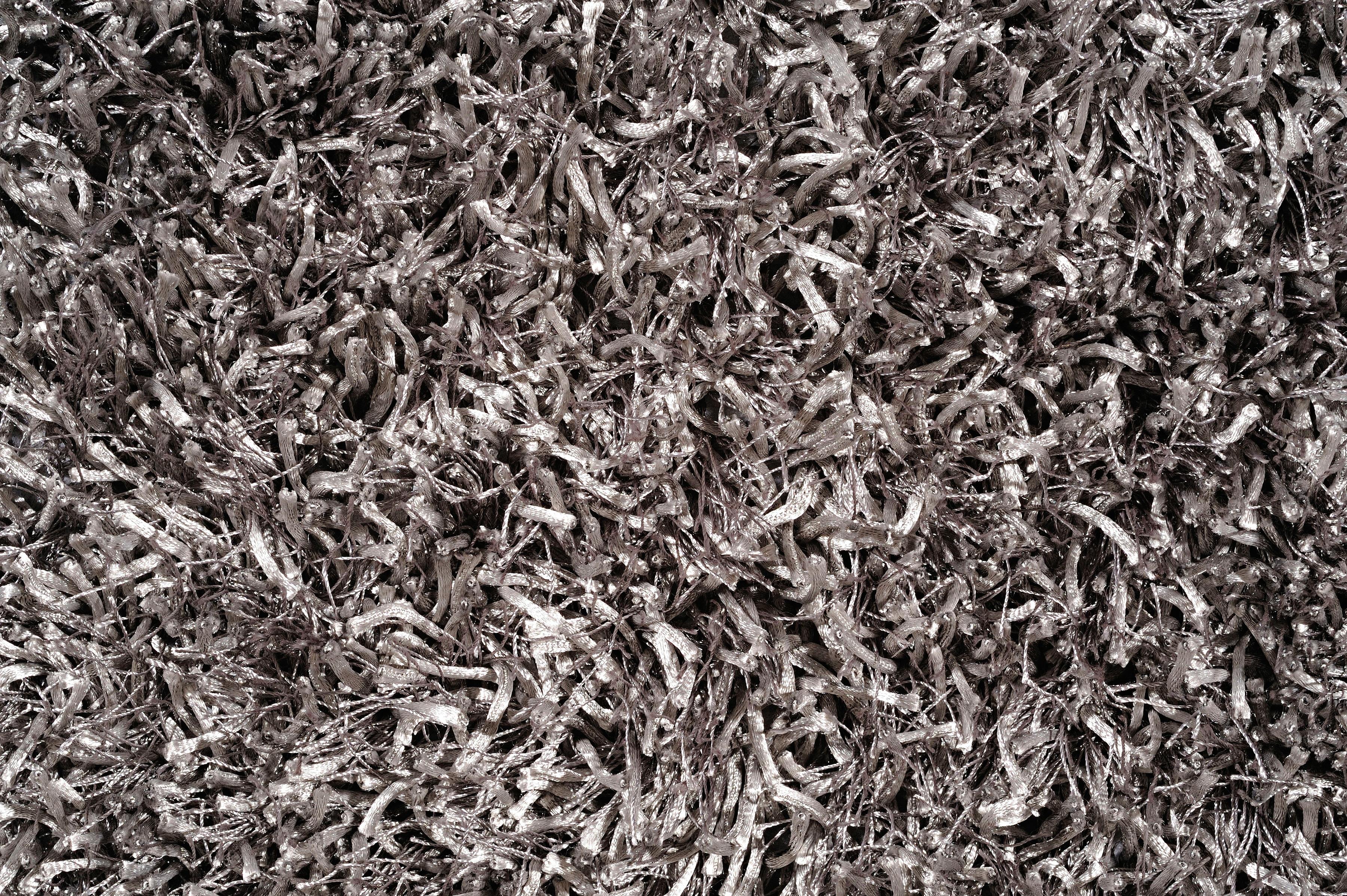 Image of Al MANO Sparset: Teppichfliese »Shaggy«, 40x40x3 cm, 4er-Set