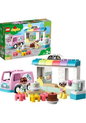 """LEGO® Konstruktionsspielsteine """"Tortenbäckerei (10928), LEGO® DUPLO® Town"""", (46 - tlg.) kaufen"""