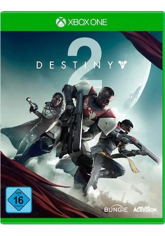 Destiny 2 Xbox One kaufen
