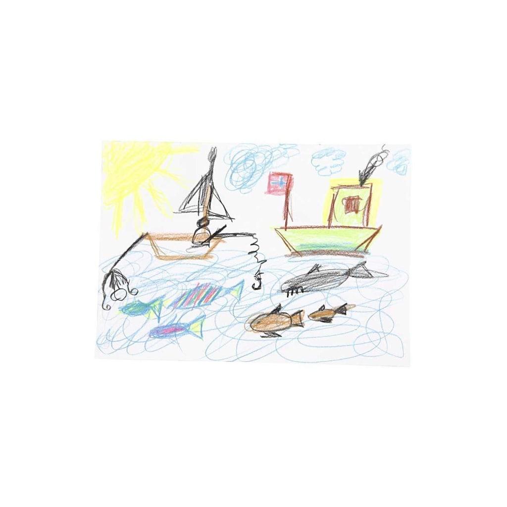 Buntstift »Jumbo 12 x 12 Stück Mehrfarbig«