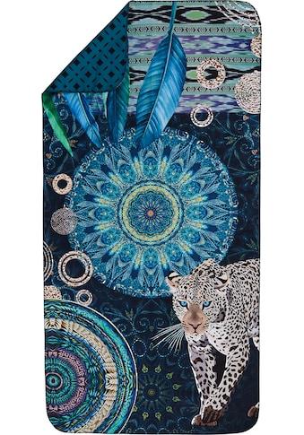 hip Sporthandtuch »Imena«, (1 St.), mit Leopard bedruckt kaufen