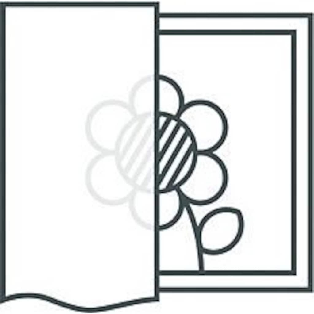 Vorhang, »Sorel«, my home, Kräuselband 1 Stück