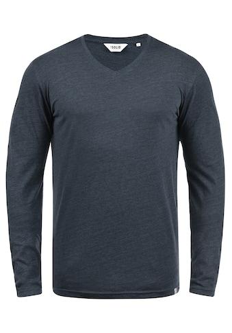Solid Langarmshirt »Beda« kaufen