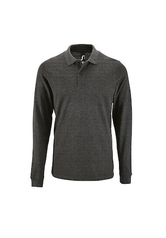 SOLS Poloshirt »Herren Perfect Langarm Pique Polohemd« kaufen
