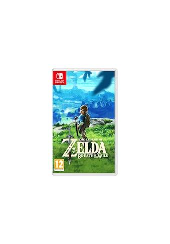 The Legend of Zelda: Breath of the Wild, Nintendo kaufen