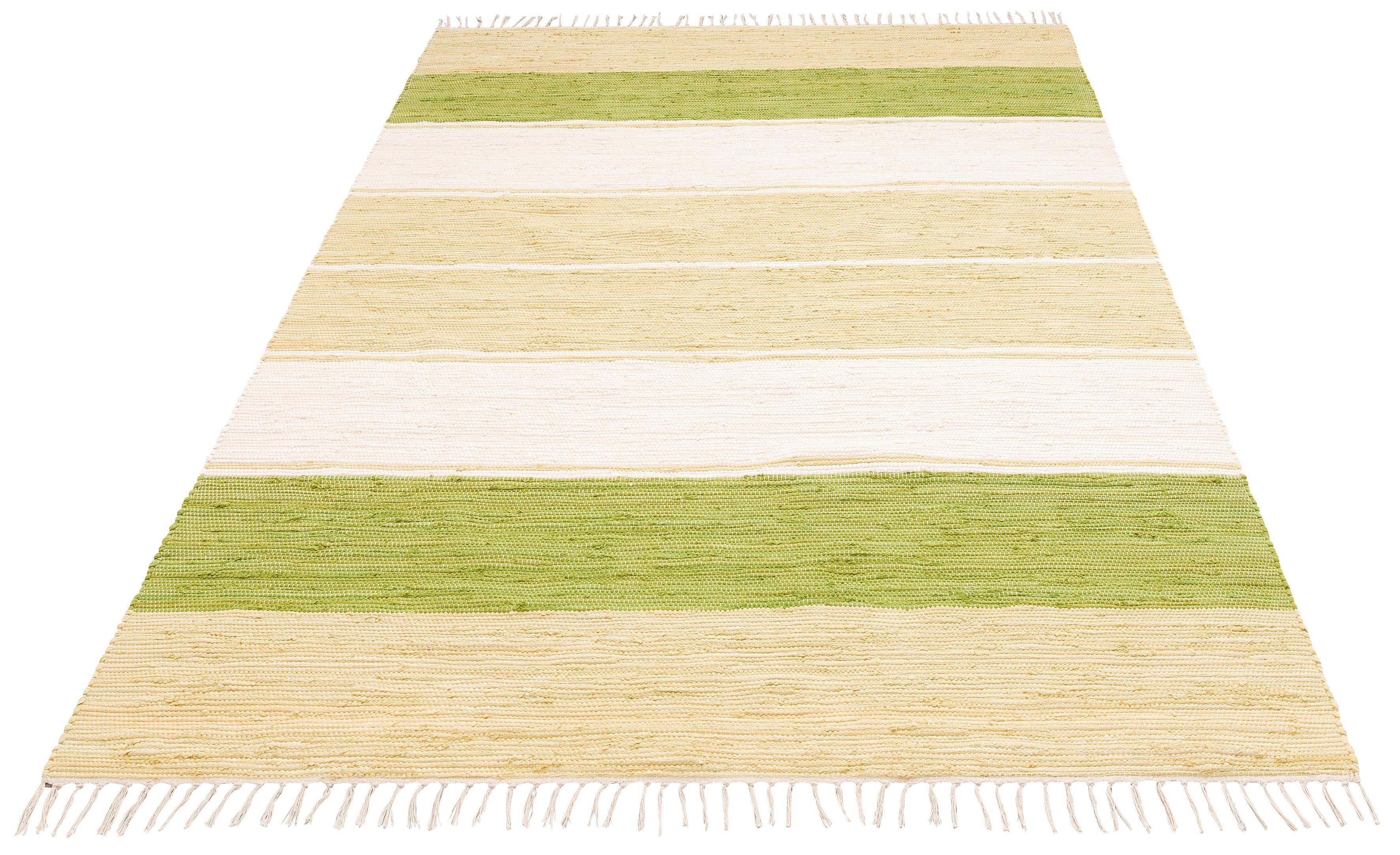 Image of Teppich, »Melina«, andas, rechteckig, Höhe 5 mm, handgewebt