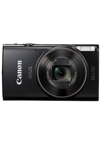 Canon Kompaktkamera »IXUS 285 HS Schwarz« kaufen