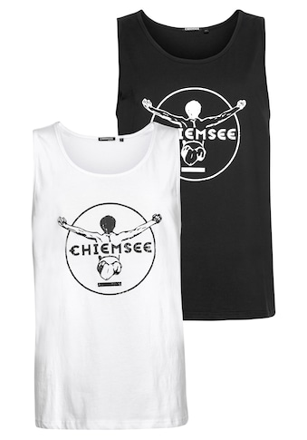 Chiemsee Tanktop, (Packung, 2 tlg., 2er-Pack) kaufen