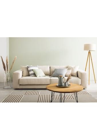GOODproduct 3-Sitzer »Grenette«, Modulsofa, im Baumwoll-/Leinenmix oder umweltschoned... kaufen