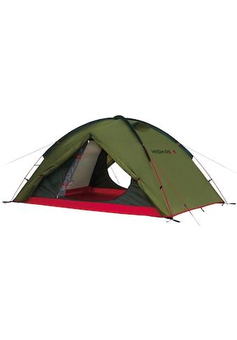 High Peak Kuppelzelt »Woodpecker 3«, 3 Personen, (Set, mit Transporttasche) kaufen