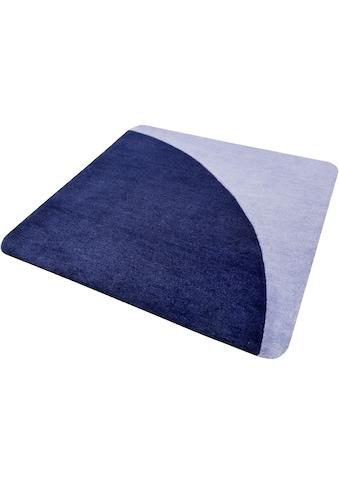 Esprit Teppich »Corro«, quadratisch, 9 mm Höhe, Wohnzimmer kaufen