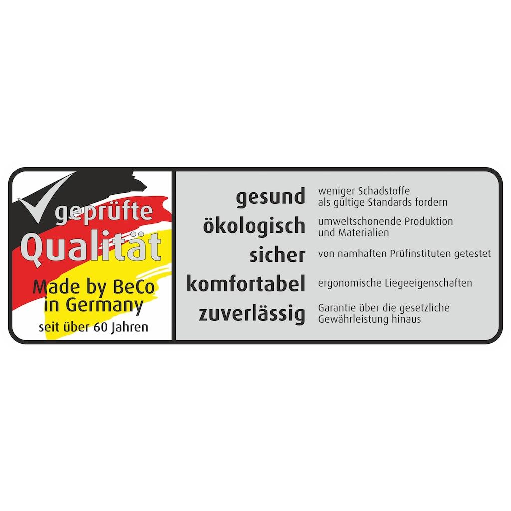 BeCo EXCLUSIV Gelschaummatratze »Pro Gel Luxus«, (1 St.), Die ideale Balance: soft und stützend