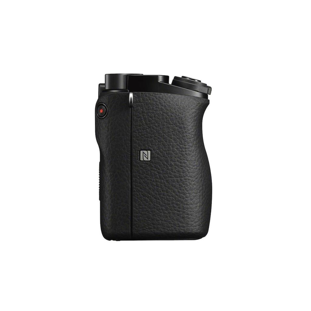Sony Systemkamera »Alpha 6000 Body Schwarz«