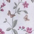 Raffrollo »Lilu«, Kutti, mit Bindebänder, freihängend