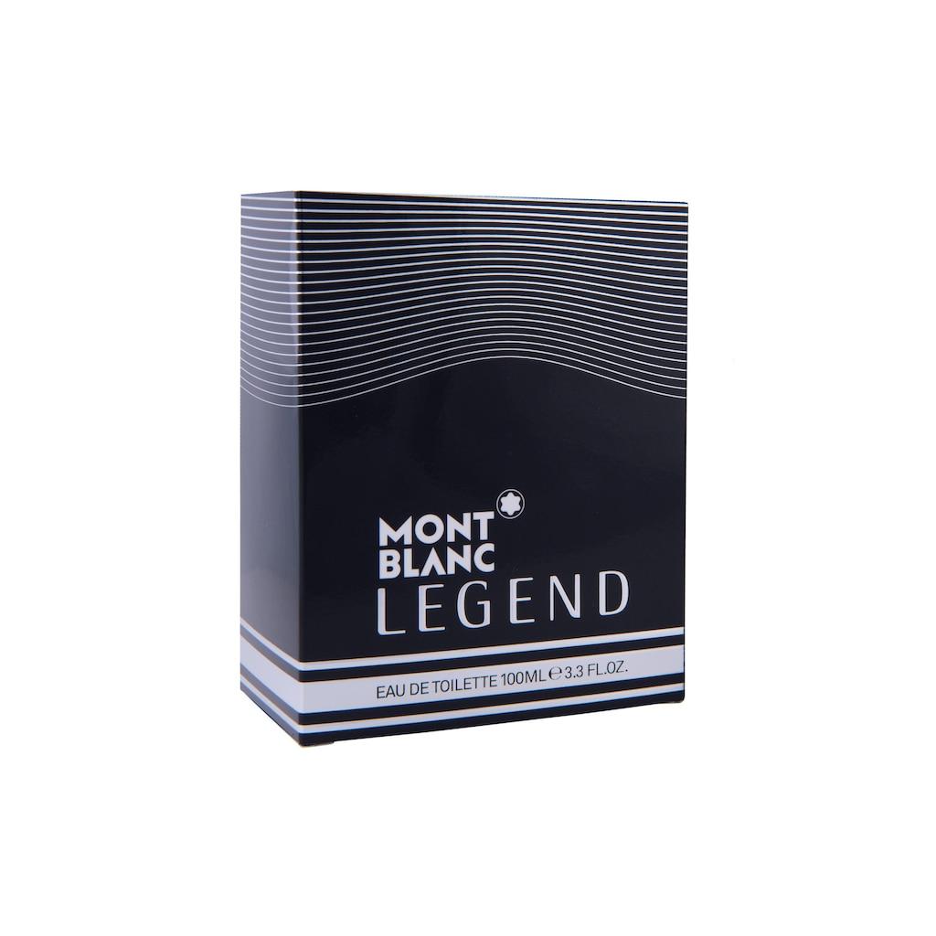 Eau de Toilette »Legend 100 ml«