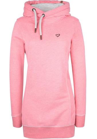 Alife & Kickin Sweatshirt »HoodyAK«, lässiger Hoodie in Longform kaufen