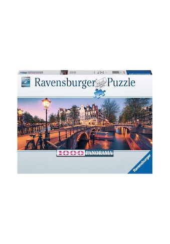 Ravensburger Puzzle »Abend in Amster« kaufen