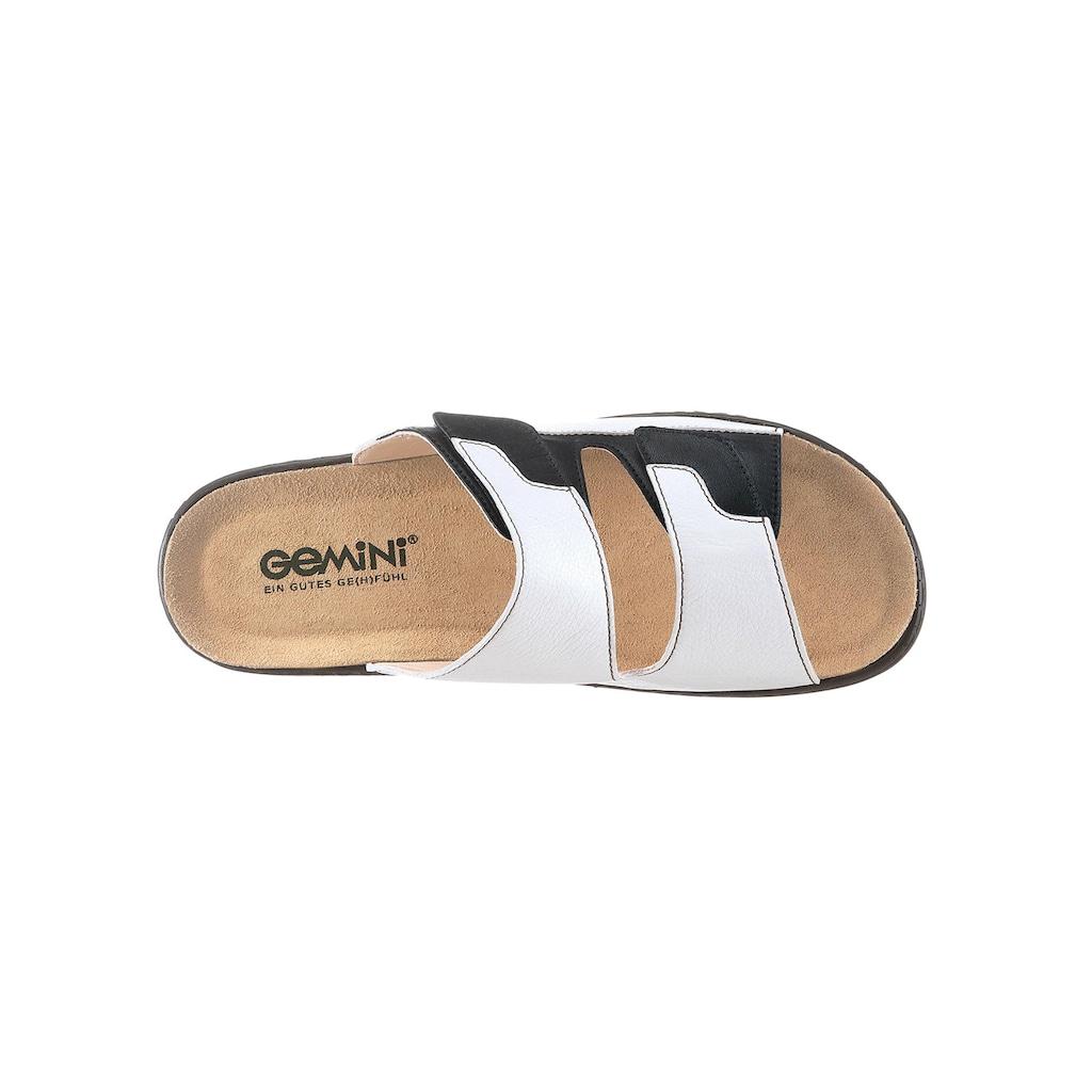 Gemini Pantolette