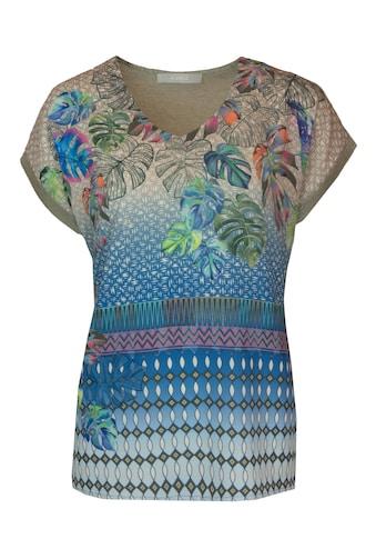 bianca Print-Shirt »JULIE«, im angesagten Mustermix in kraftvollen Farben kaufen