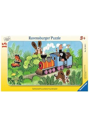 Ravensburger Puzzle »Maulwurf als Lokführer« kaufen