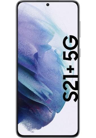 "Samsung Smartphone »Galaxy S21+«, (16,95 cm/6,7 "", 256 GB, 12 MP Kamera), 256 GB black 5G kaufen"