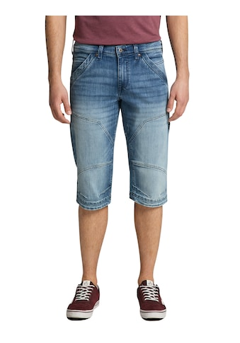 MUSTANG Jeansshorts »Fremont Shorts«, mit markanten Steppungen kaufen