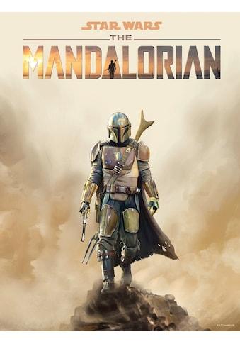 KOMAR Wandbild »Mandalorian Movie Poster«, PVC - frei und FSC® - zertifiziertes Produkt. kaufen