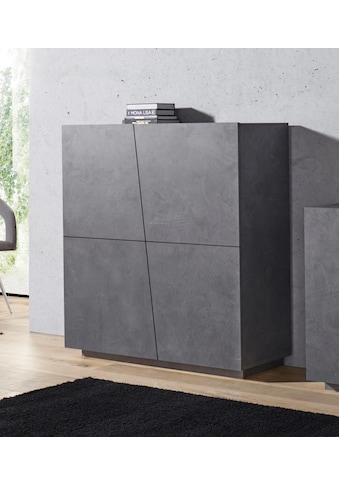 Tecnos Highboard »Vega«, Breite 120 cm kaufen