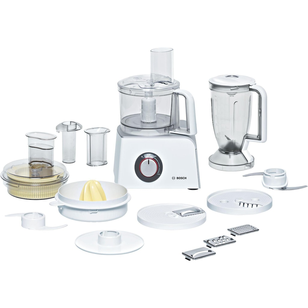 BOSCH Kompakt-Küchenmaschine »MCM4200, 800 Watt«