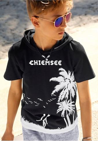 Chiemsee T-Shirt »mit Palmendruck« kaufen