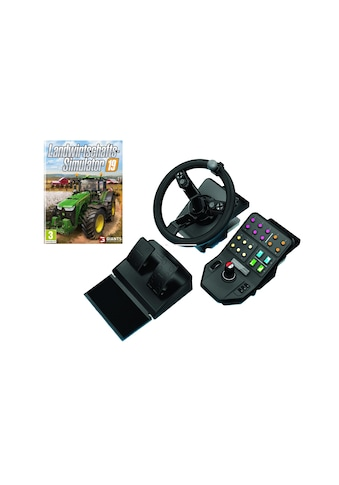 Logitech Simulations-Controller »Heavy Equipment Bundle« kaufen