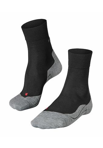 FALKE Laufsocken RU4 Wool Running (1 Paar) kaufen
