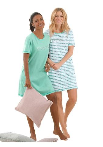 wäschepur Nachthemd »Sleepshirts« kaufen