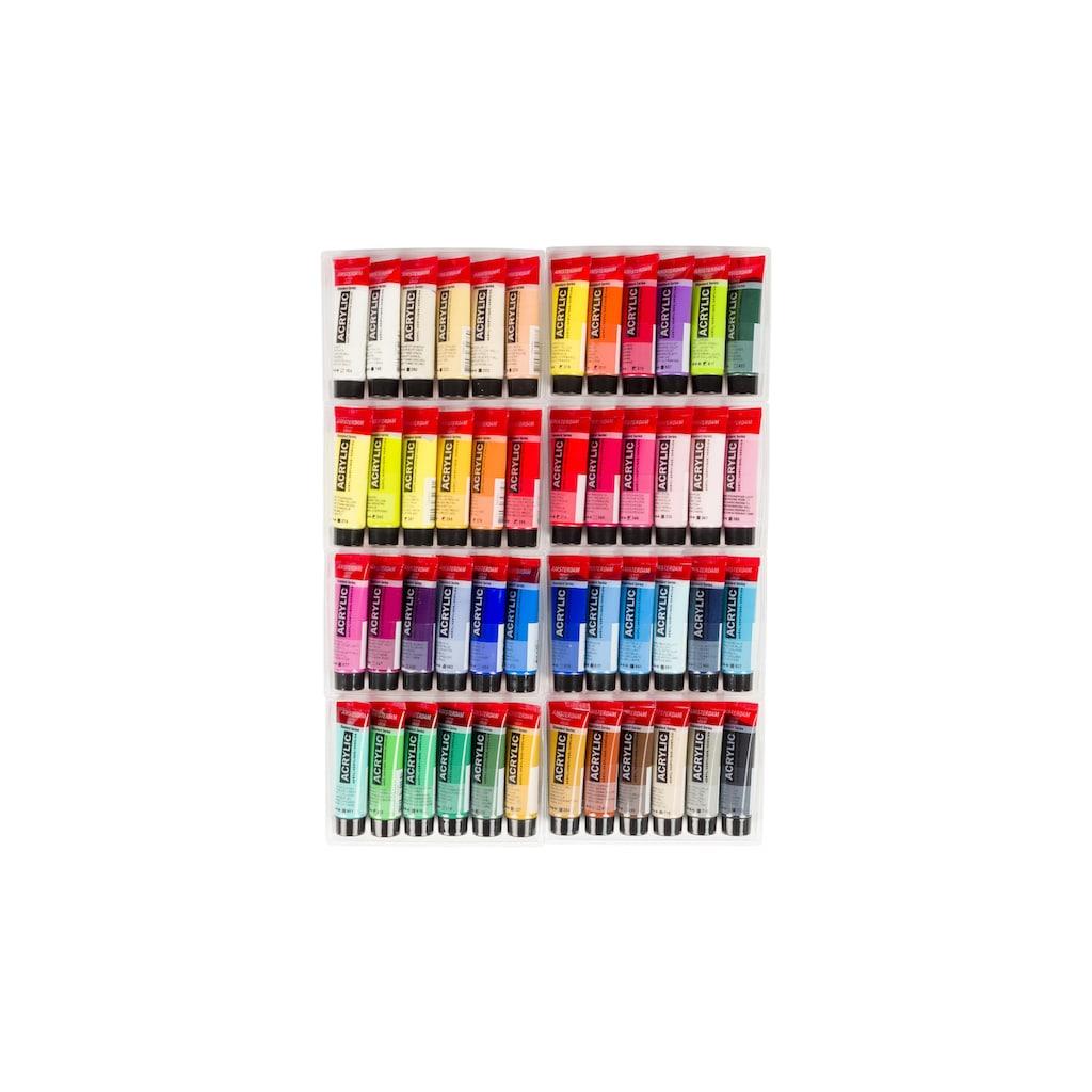 AMSTERDAM Acrylfarbe »Standard 48 Tuben à 20 ml«