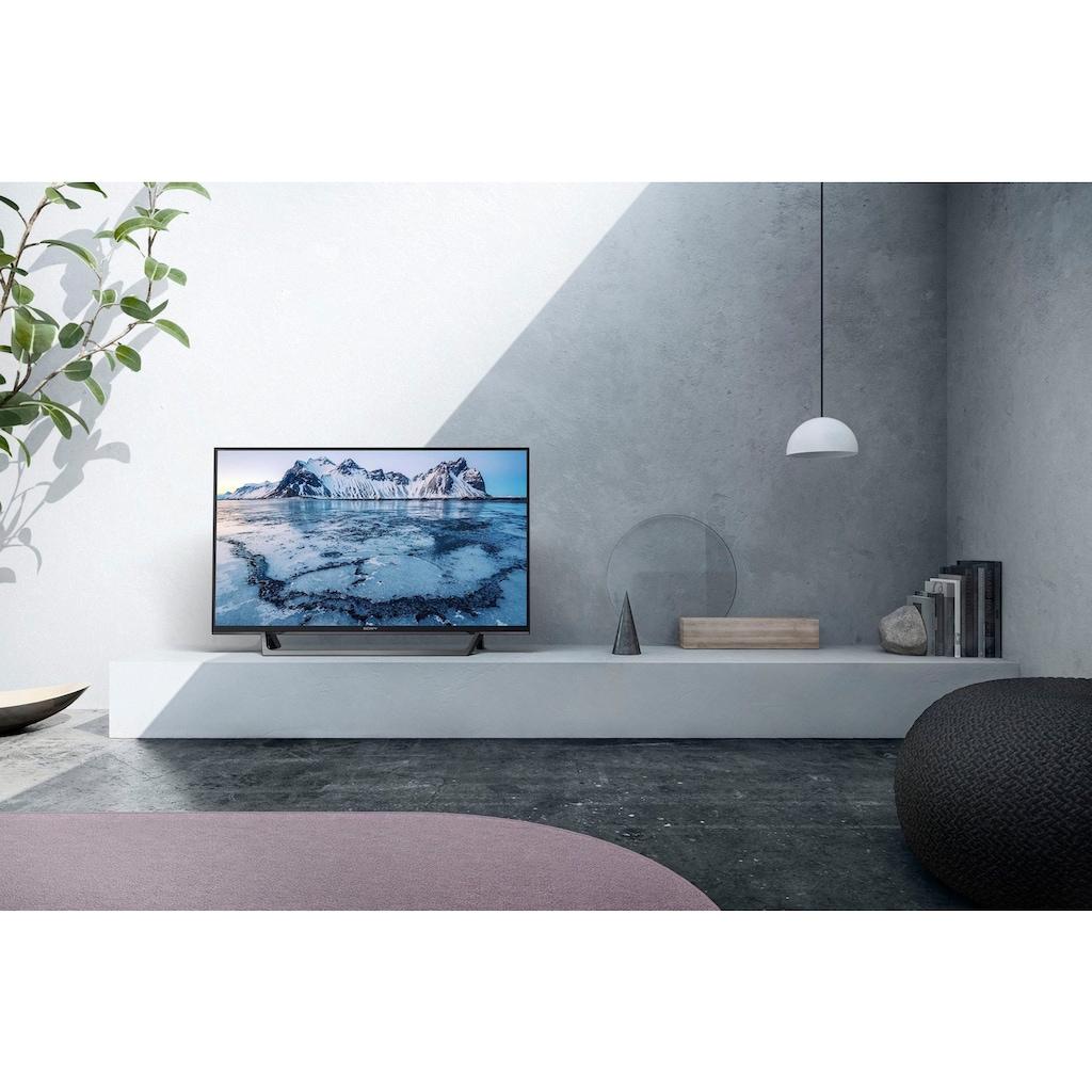 """Sony LED-Fernseher »KDL-32W6605«, 80 cm/32 """", WXGA, Smart-TV"""