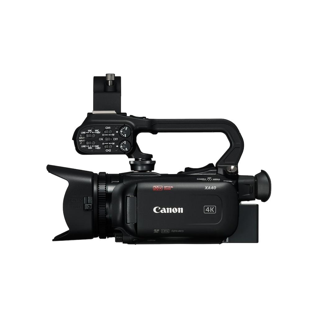 Canon Videokamera »XA40«