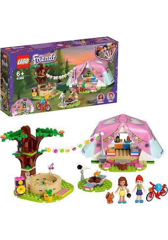 "LEGO® Konstruktionsspielsteine ""Camping in Heartlake City (41392), LEGO® Friends"", (241 - tlg.) kaufen"