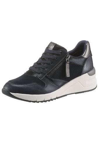 Tamaris Wedgesneaker »REA«, mit praktischem Aussenreissverschluss kaufen