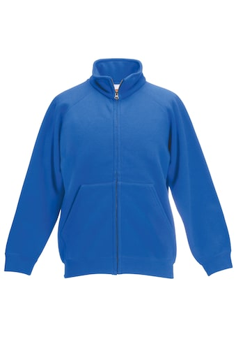 Fruit of the Loom Fleecejacke »Sweat Jacke für Kinder« kaufen