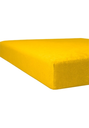 Spannbettlaken »Flausch - Frottee«, Kneer kaufen
