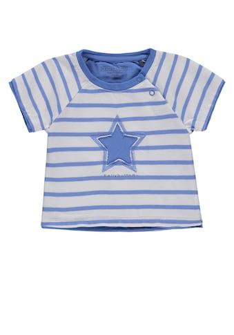 Bellybutton T-Shirt gestreift mit Stern kaufen