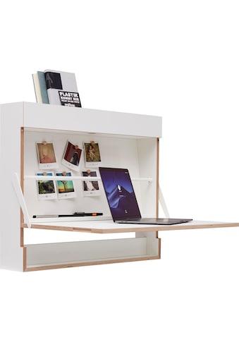 Müller SMALL LIVING Sekretär »Workout«, praktische Umstellung von Sitz- zum... kaufen