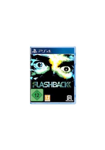 Spiel »Flashback 25th Anniversary«, PlayStation 4, Standard Edition kaufen