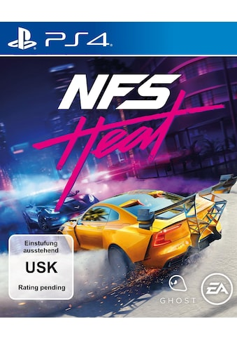 Electronic Arts Spiel »Need for Speed Heat«, PlayStation 4 kaufen