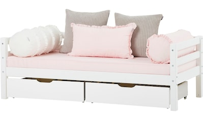 Hoppekids Einzelbett »BASIC«, (Set, 2 tlg., Bett und Matratzen) kaufen