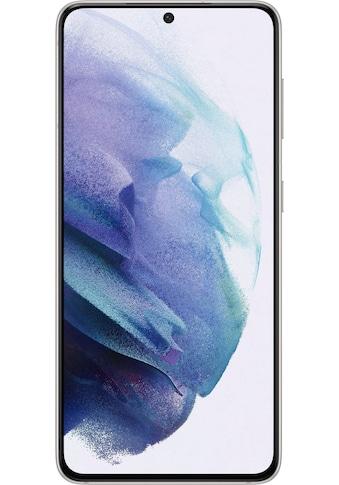 "Samsung Smartphone »Galaxy S21«, (15,84 cm/6,2 "", 256 GB, 12 MP Kamera) kaufen"