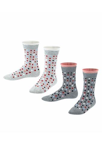 Esprit Socken Colour Dots 2 - Pack (2 Paar) kaufen