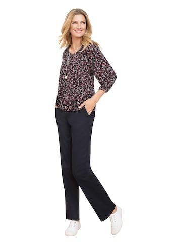 Ambria Shirt mit Millefleurs - Muster kaufen